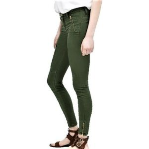 Zara Woman Premium Denim Collection Jegging Jeans